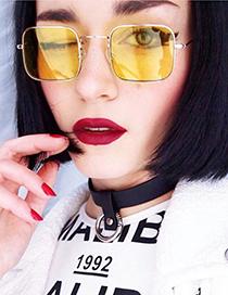 Gafas De Sol Cuadradas De Moda