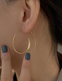Aretes Con Scrub Golden Ear Roll