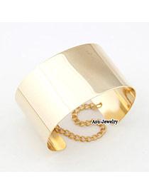 Acrylic Gold Color Shiny