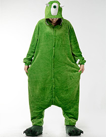 Pijama De Monstruos De Moda