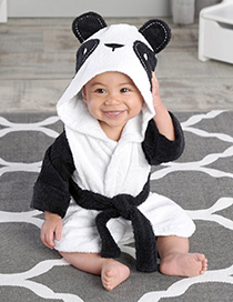 Pijama Para Niños De Panda De Moda