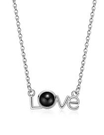 Collar De Letras Love