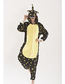 Pijama De Unicornio Con Luna Sol Estampados